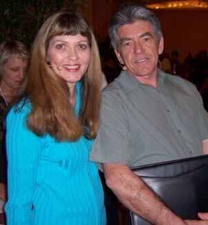 john and Lorraine Hache